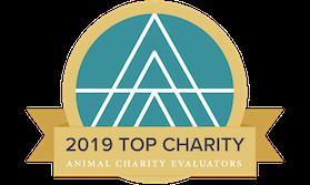 Animal Charity Evaluators 2019 Top Charity