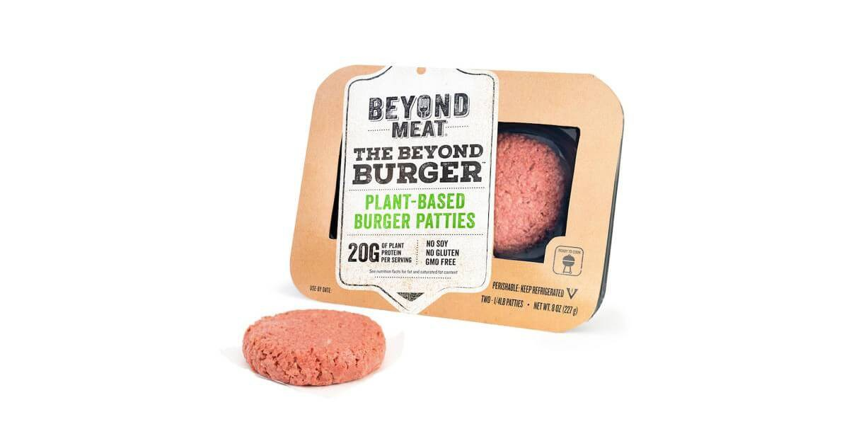 how to cook beyond meat burger