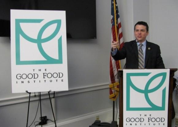 Emily Byrd Good Food Institute