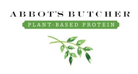 Abbot's butcher logo