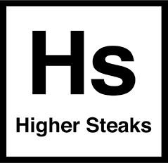 Higher steaks logo