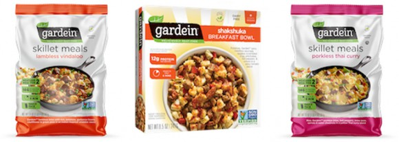 Gardein plant-based products