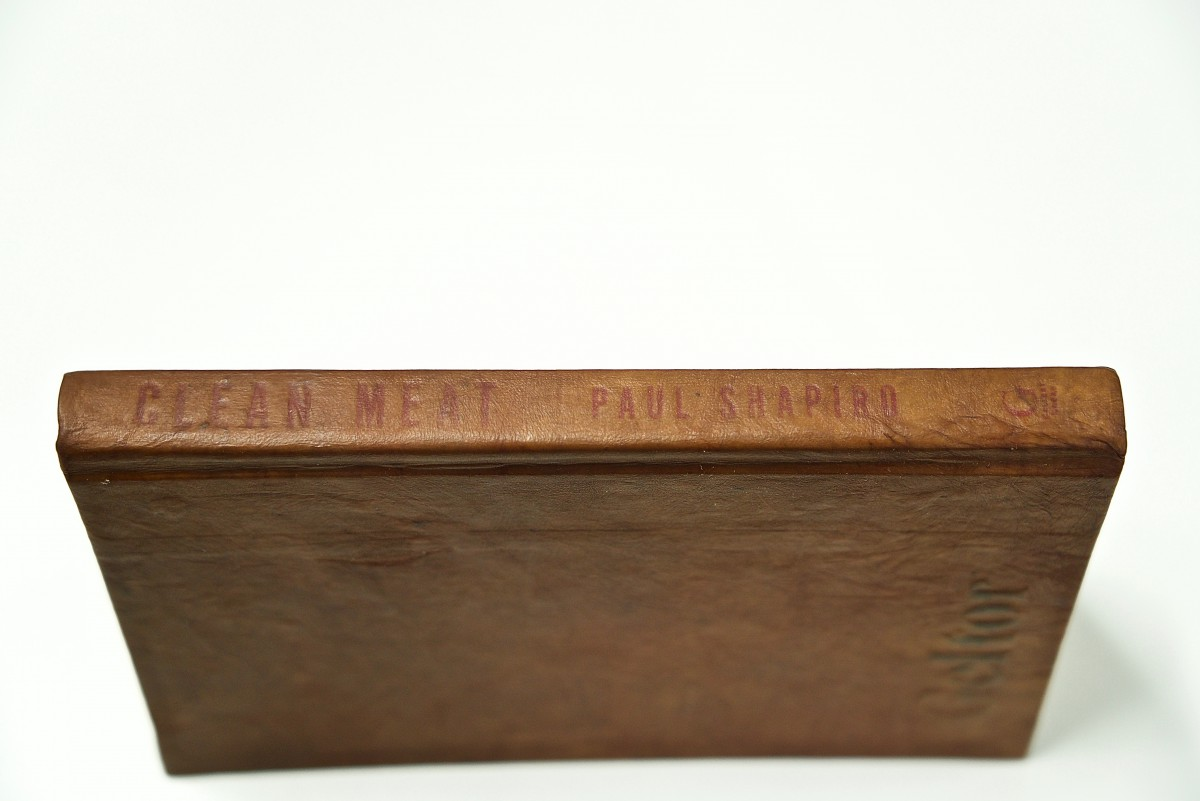 Clean meat by paul shapiro book