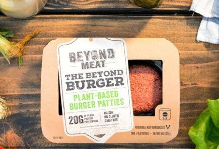 Beyond burgers in package