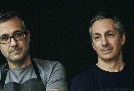 Chad and Derek Sarno