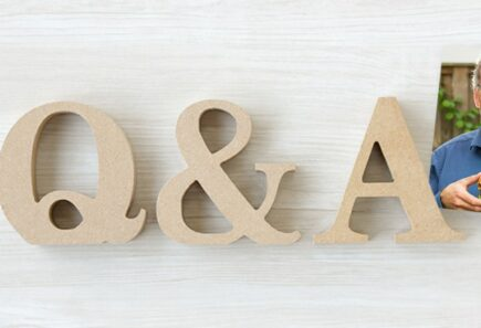 Q&A with Dr. Mark Post