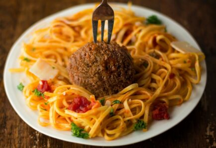 Clean Meat meatball