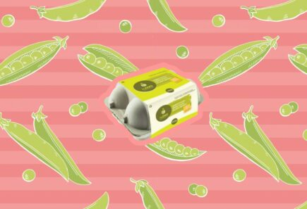 N.OVO plant-based eggs