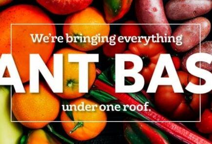 Plant Based World banner