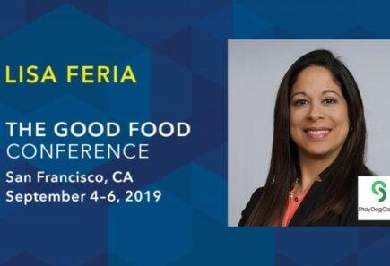 Lisa Feria Good Food Conference