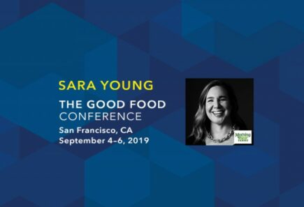 Sara Young Good Food Conference
