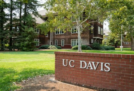 Picture of UC David campus