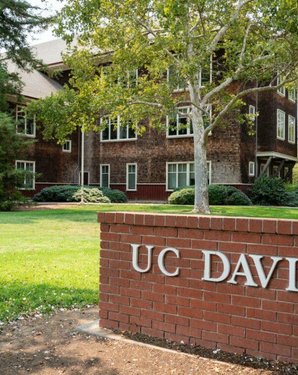 Picture of uc david campus