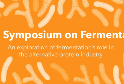 Fermentation industry leaders discuss biomass fermentation at gfi's online fermentation symposium