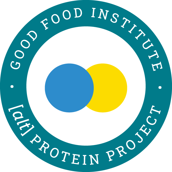 The alt protein project logo, an initiative by The Good Food Institute