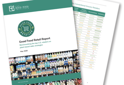 Good Food Retail Report cover image
