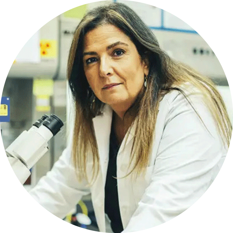 Headshot of gfi grantee dr. Marcelle machluf, dean, faculty of biotechnology and food engineering, technion – israel institute of technology, israel