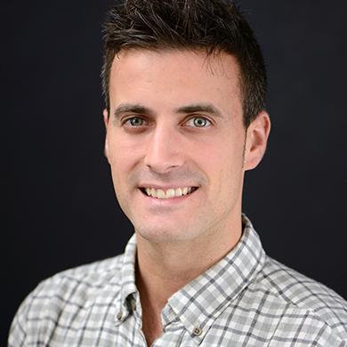 GFI grantee Dr. Mario Martinez, Assistant Professor, Aarhus University, Denmark