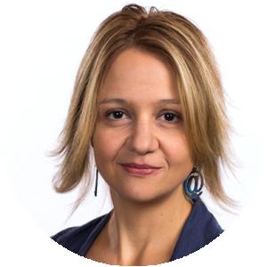 GFI grantee Dr. Ivana Gadjanski, Assistant Director for Science and Research, Associate Professor, BioSense Institute, University of Novi Sad, Serbia