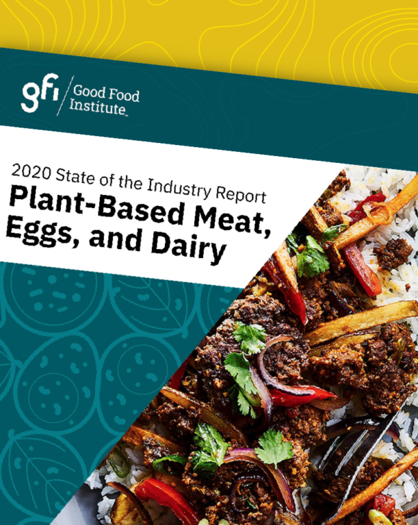 2020 sotir plant-based meat, eggs, and dairy