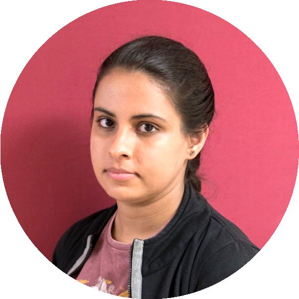 Headshot of GFI grantee Inayat Batish, PhD student, Virginia Tech, USA
