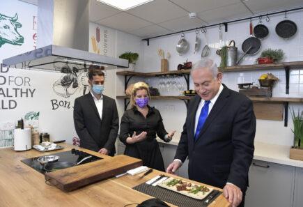 Benjamin Netanyahu, Prime Minister of Israel,