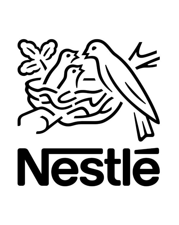 Nestle logo black 1