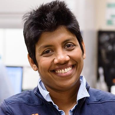 GFI grantee Dr. Dil Thavarajah, Associate Professor, Clemson University, USA