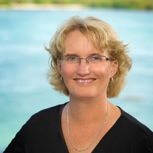 GFI grantee, Dr. Cathy Walsh, Associate Vice President for Research, Senior Scientist, & Program Manager, Mote Marine Laboratory, USA