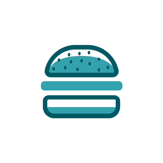 Cultured or cultivated meat icon