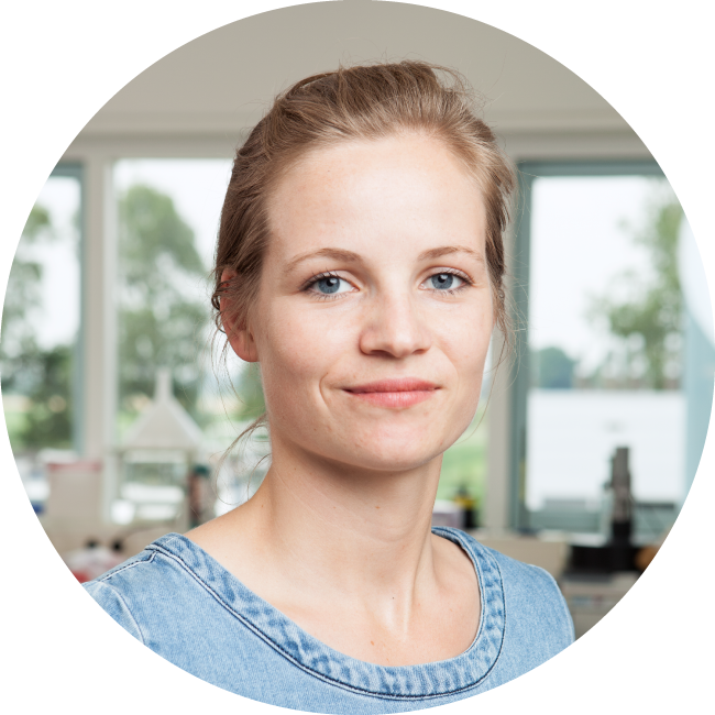 GFI grantee Dr. Birgit Dekkers, Co-founder and CEO, Rival Foods, the Netherlands