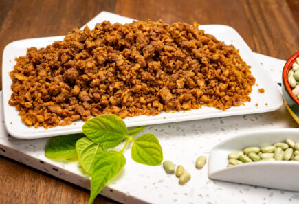 Plant-based minced meat