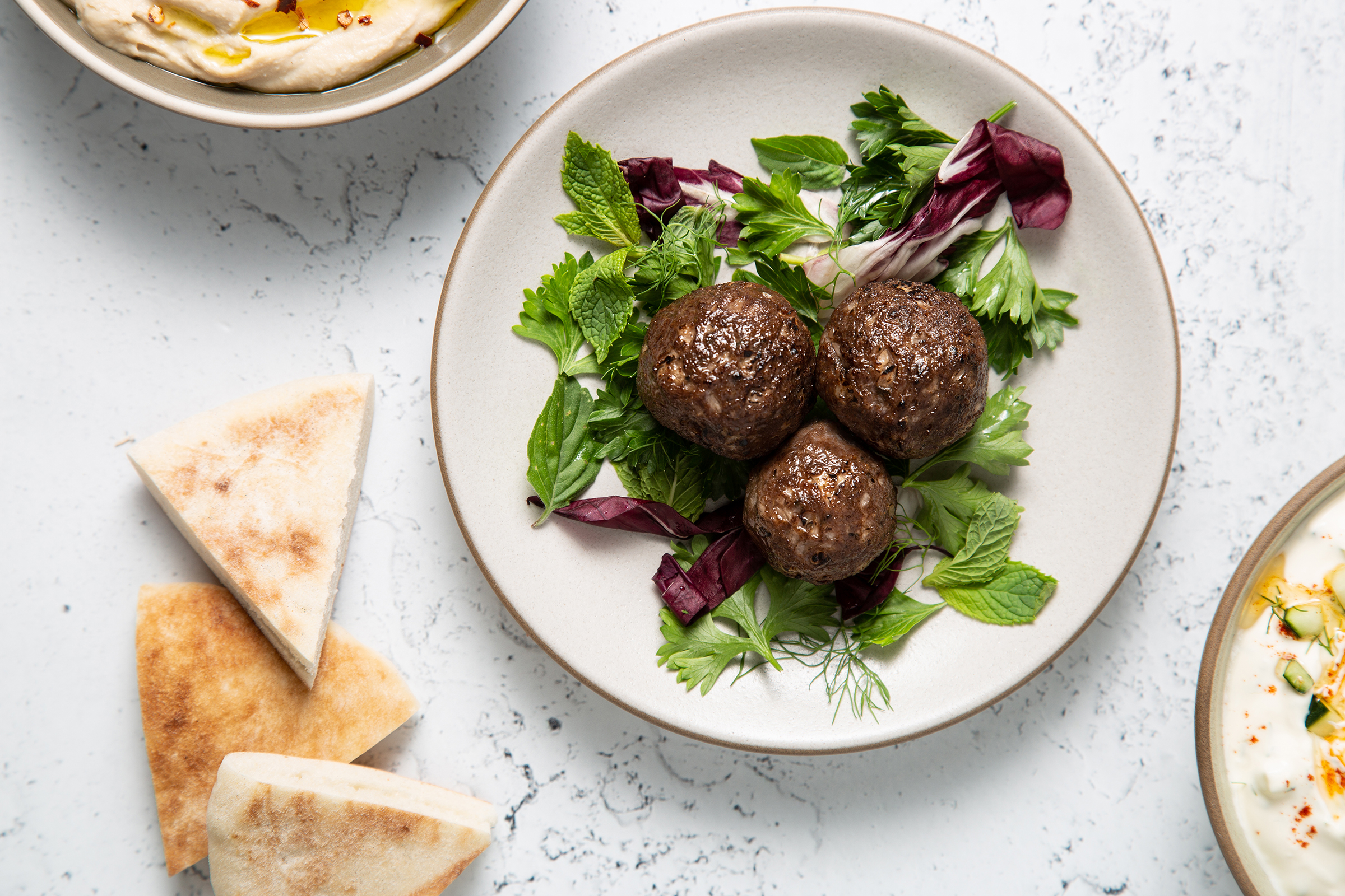 Memphis meats cultivated meatballs