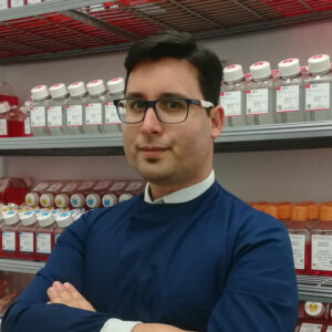 GFI grantee Dr. Ricardo Gouveia, Research Fellow, Newcastle University, UK