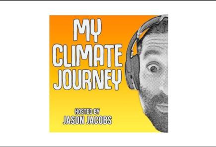 My climate journey logo