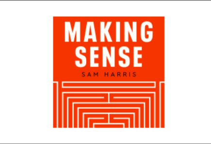 Logo for the Making Sense podcast by Sam Harris