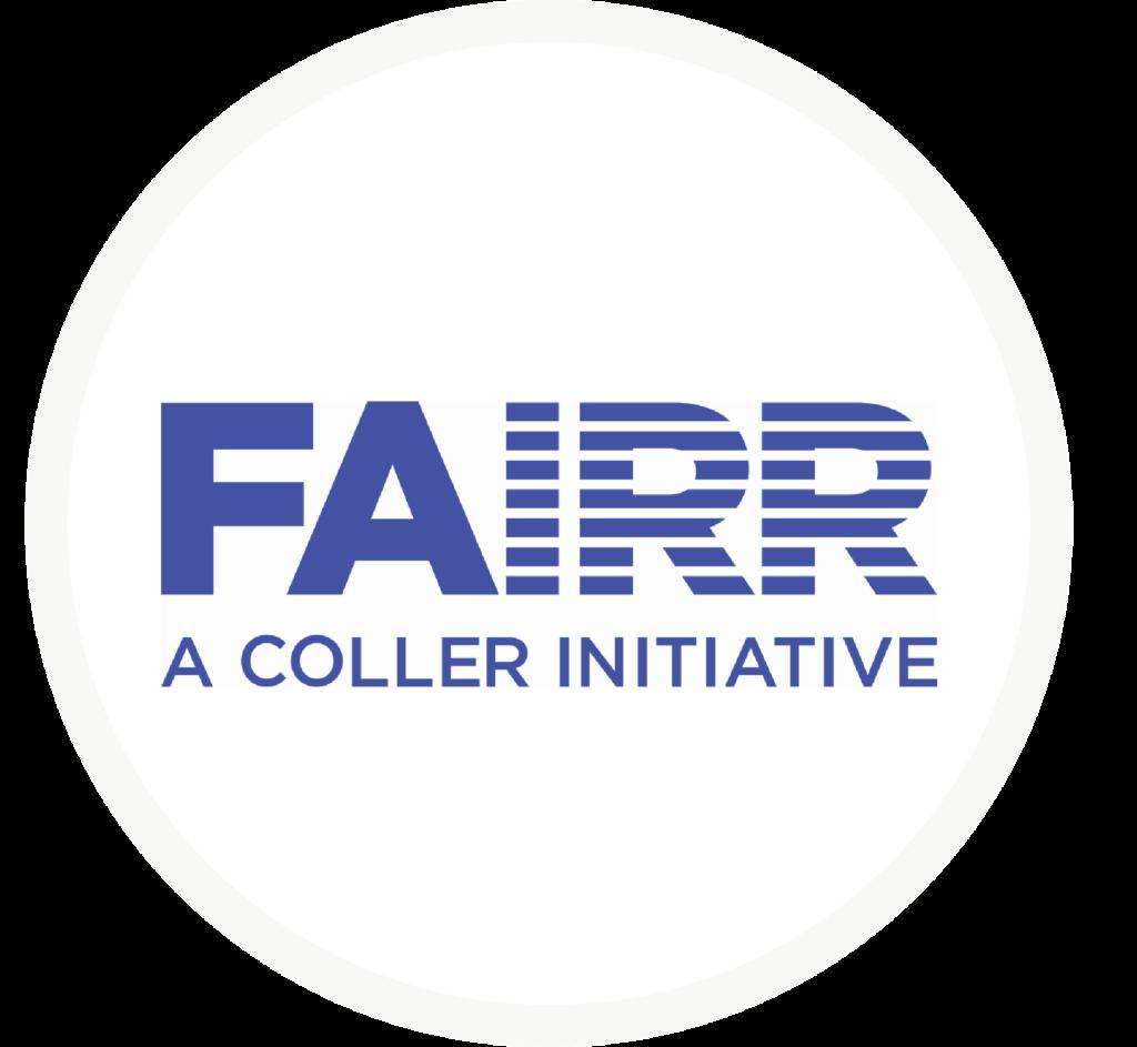 Event callout fairr logo