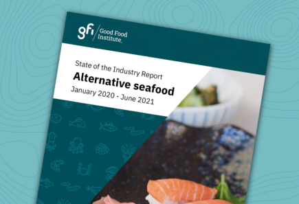 Seafood state of the industry report cover