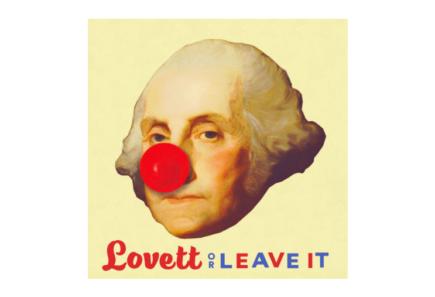 Lovett or Leave It podcast logo