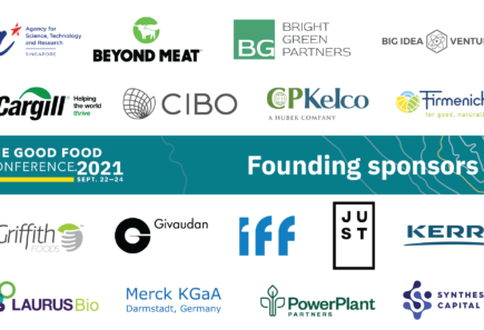 Good food conference 2021 founding sponsors