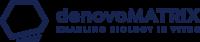 Denovo matrix logo