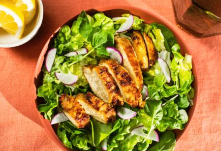 Plant-based chicken - upside foods